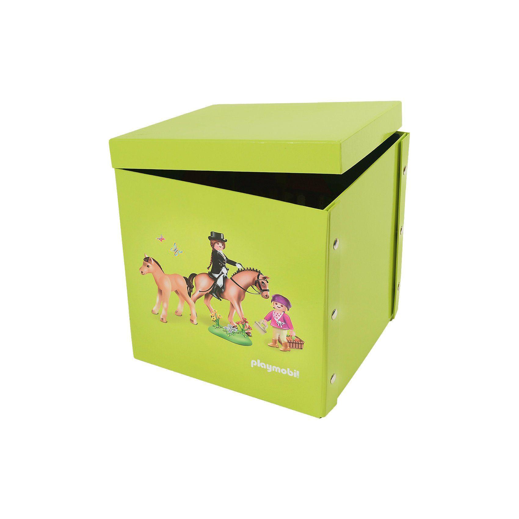 ProType Spiel- und Aufbewahrungsbox Farm