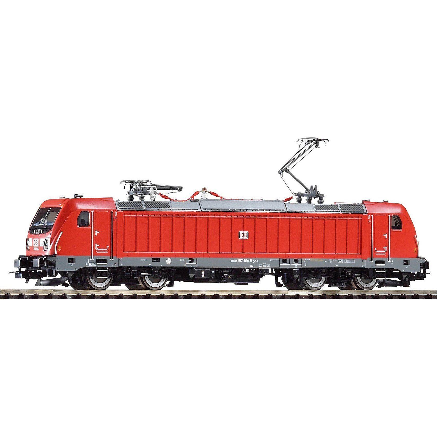PIKO Spur H0 E-Lok BR 187 DB AG VI, Wechselstromversion
