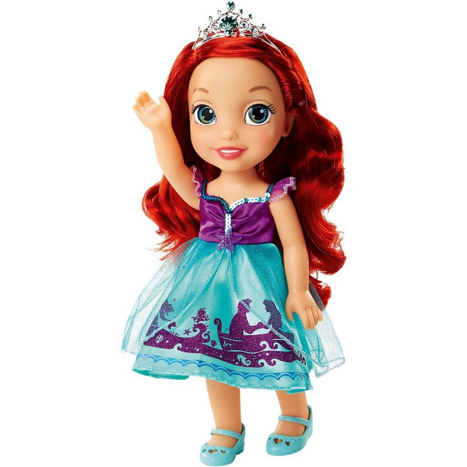 Jakks Pacific Disney Princess Arielle Stehpuppe 35cm