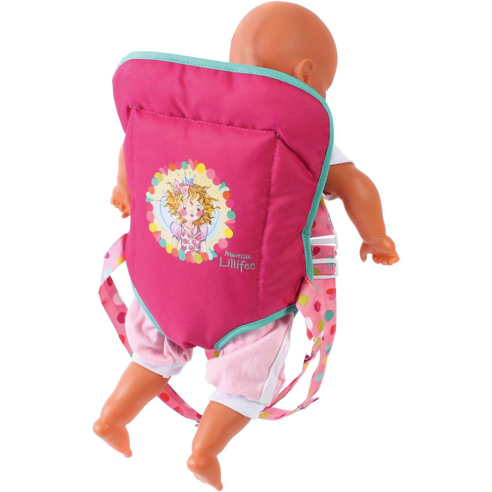 CHIC 2000 Prinzessin Lillifee Puppenzubehör Tragegurt
