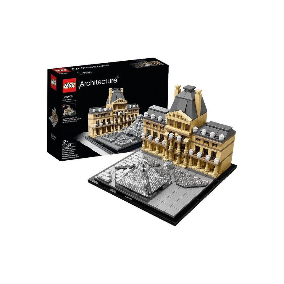 LEGO 21024 Architecture: Louvre