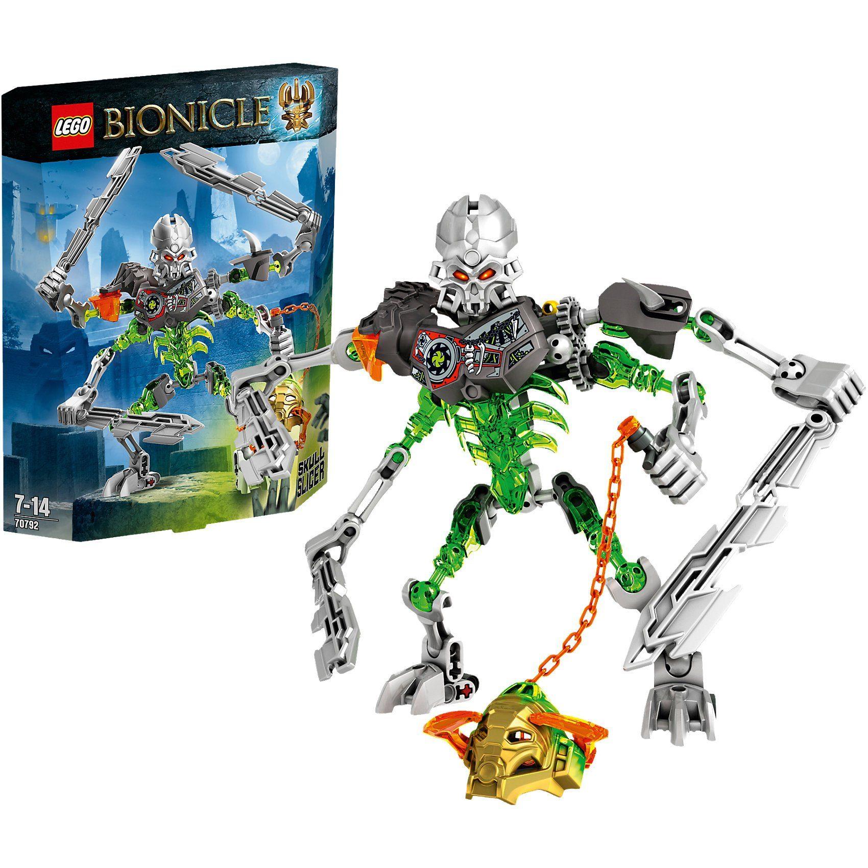 LEGO 70792 Bionicle: Totenkopf-Streiter