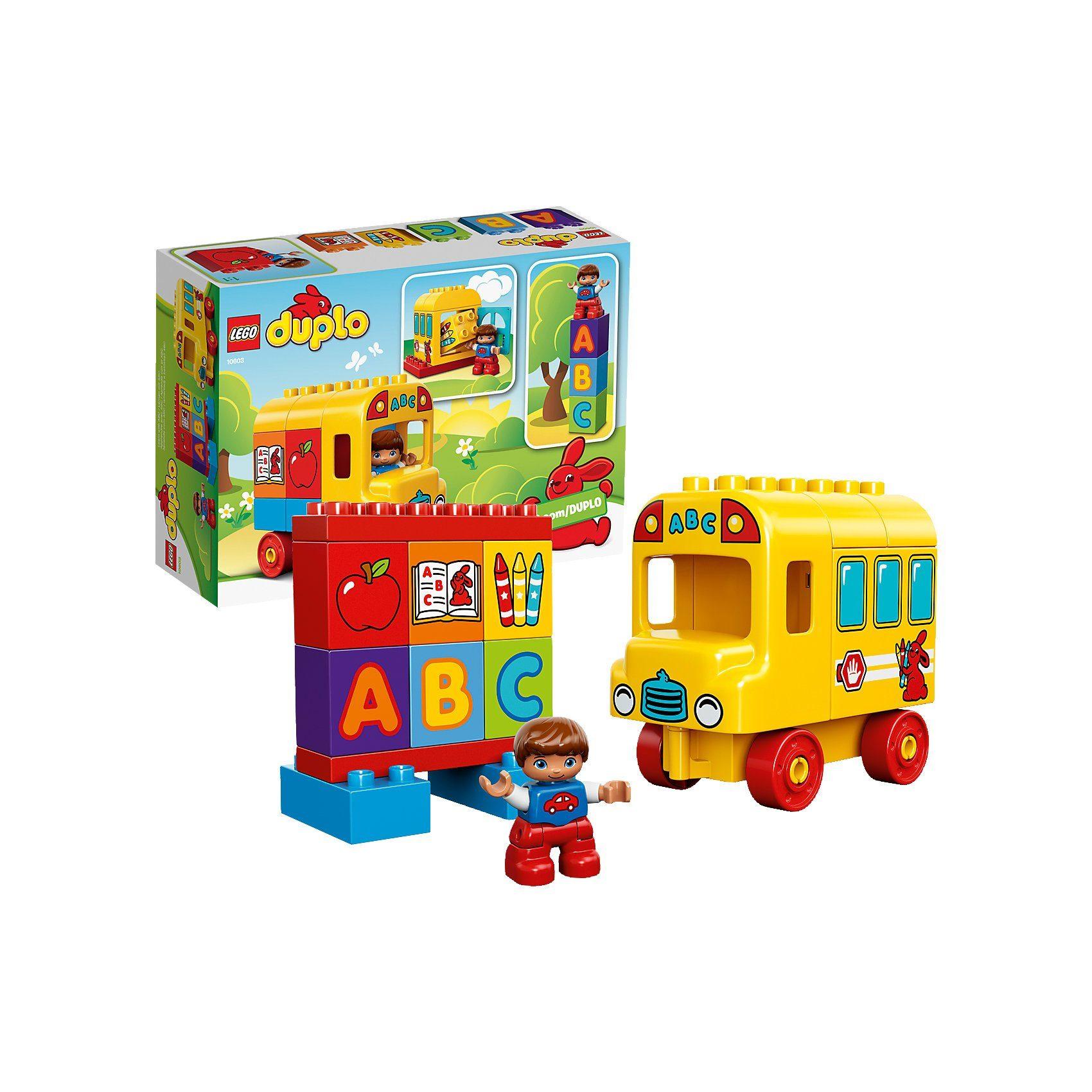 LEGO 10603 DUPLO: Mein erster Bus