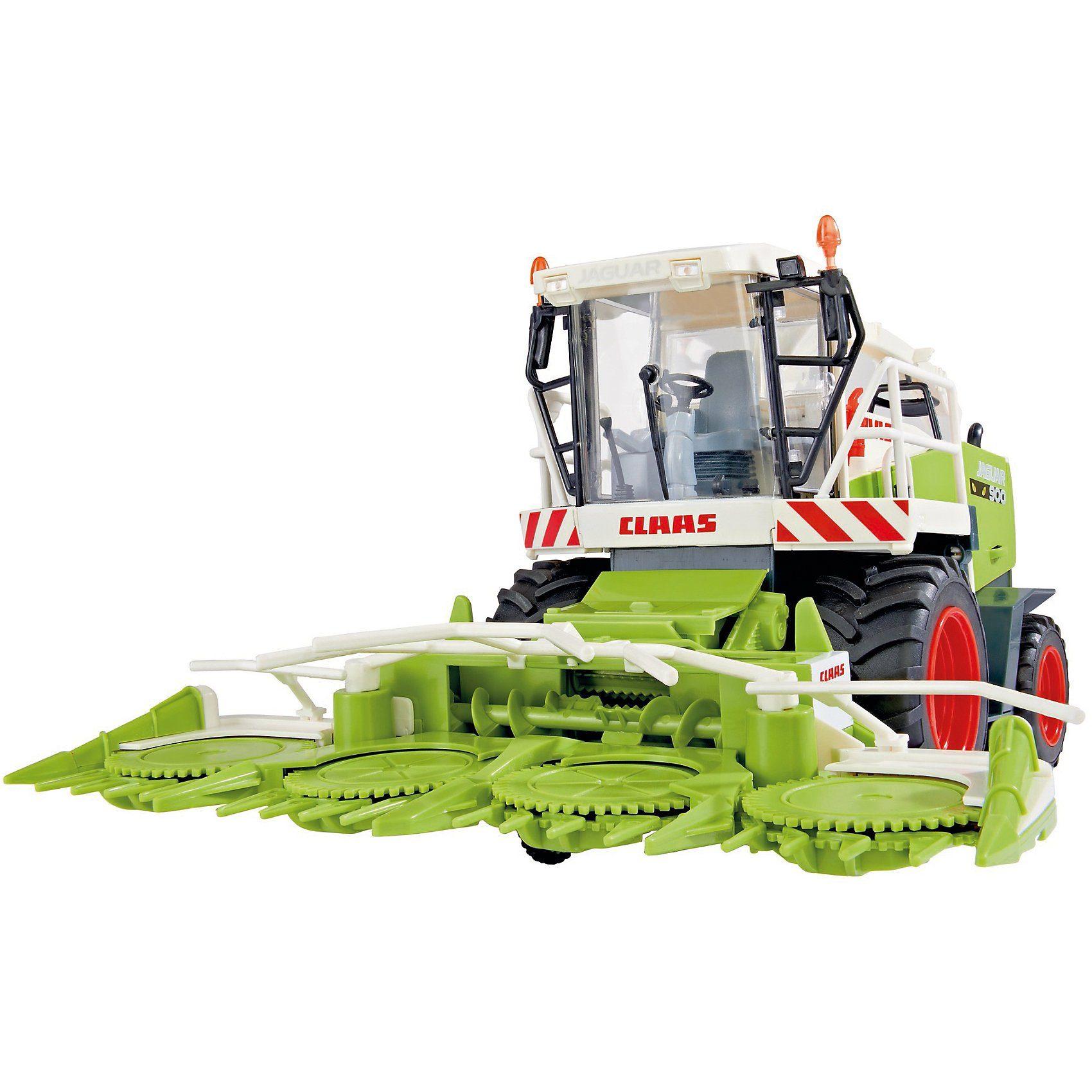 Dickie Toys CLAAS Jaguar Traktor