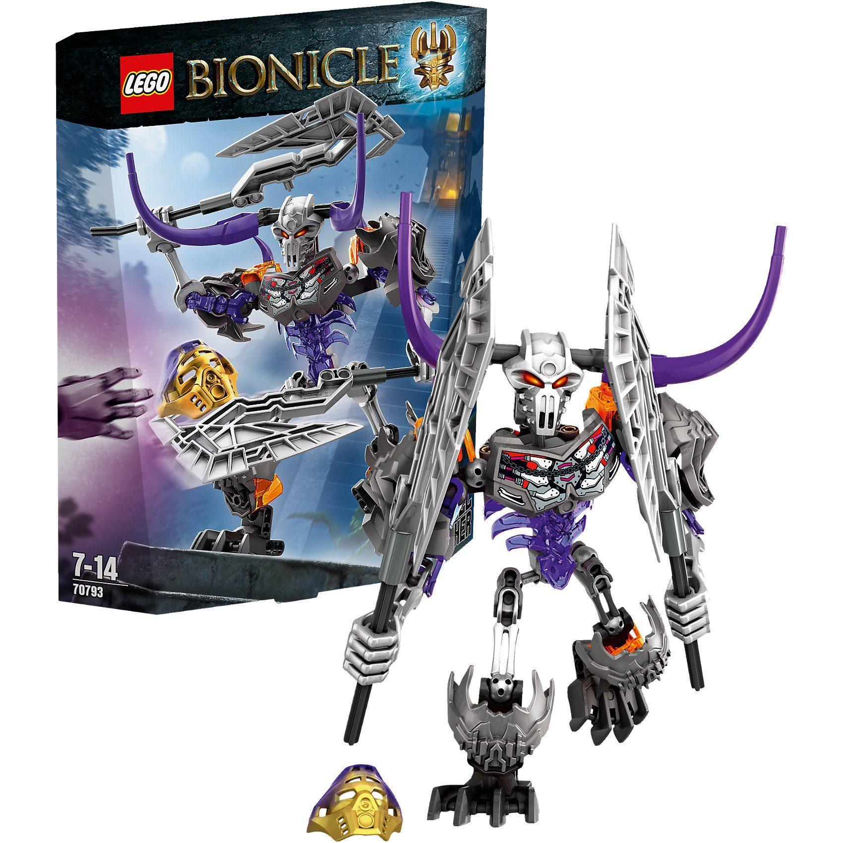 LEGO 70793 Bionicle: Totenkopf-Stürmer