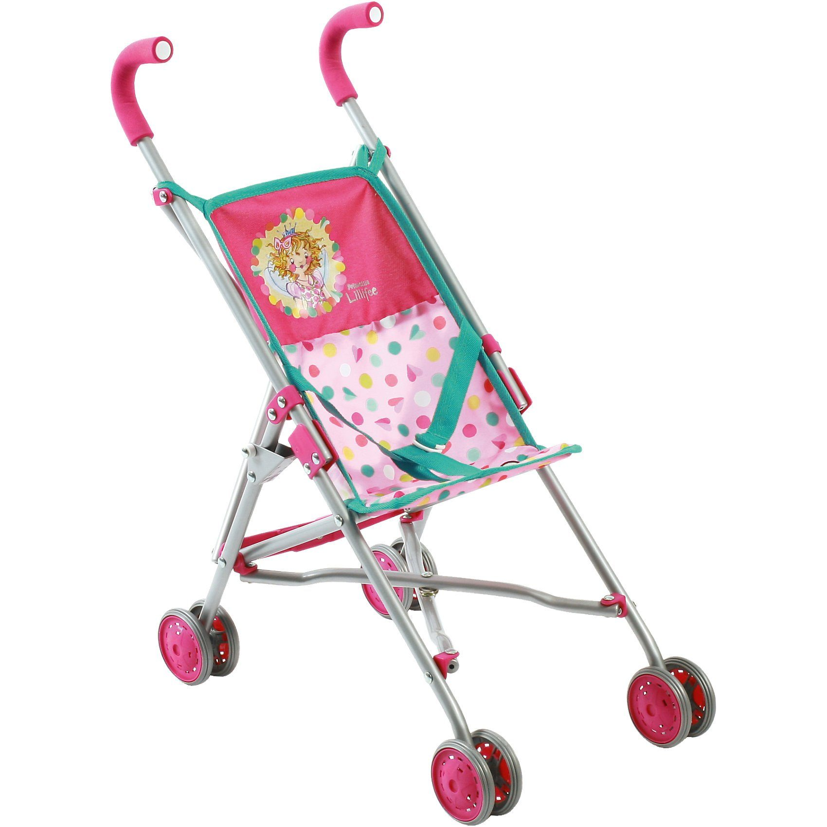 CHIC 2000 Puppenwagen Buggy Prinzessin Lillifee