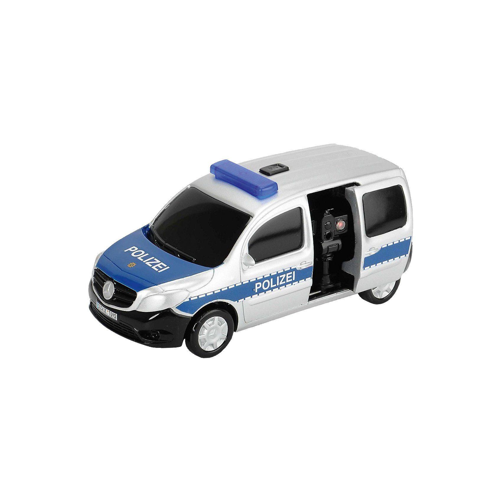 Dickie Toys Polizei Radar Falle - Blitzer