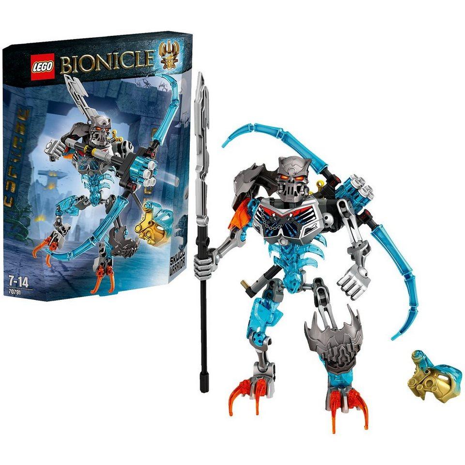 LEGO 70791 Bionicle: Totenkopf-Jäger