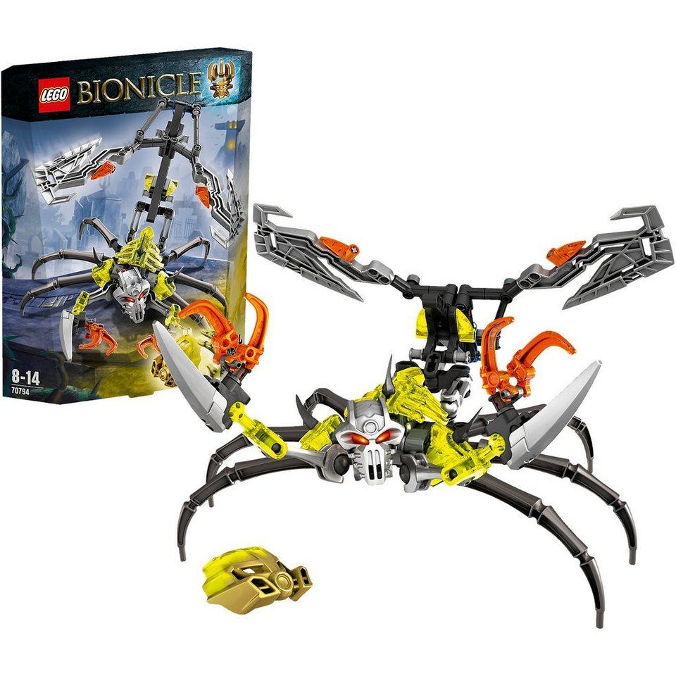 LEGO 70794 Bionicle: Totenkopf-Skorpion