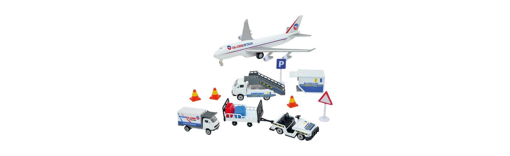 Dickie Toys Flughafen Spielset
