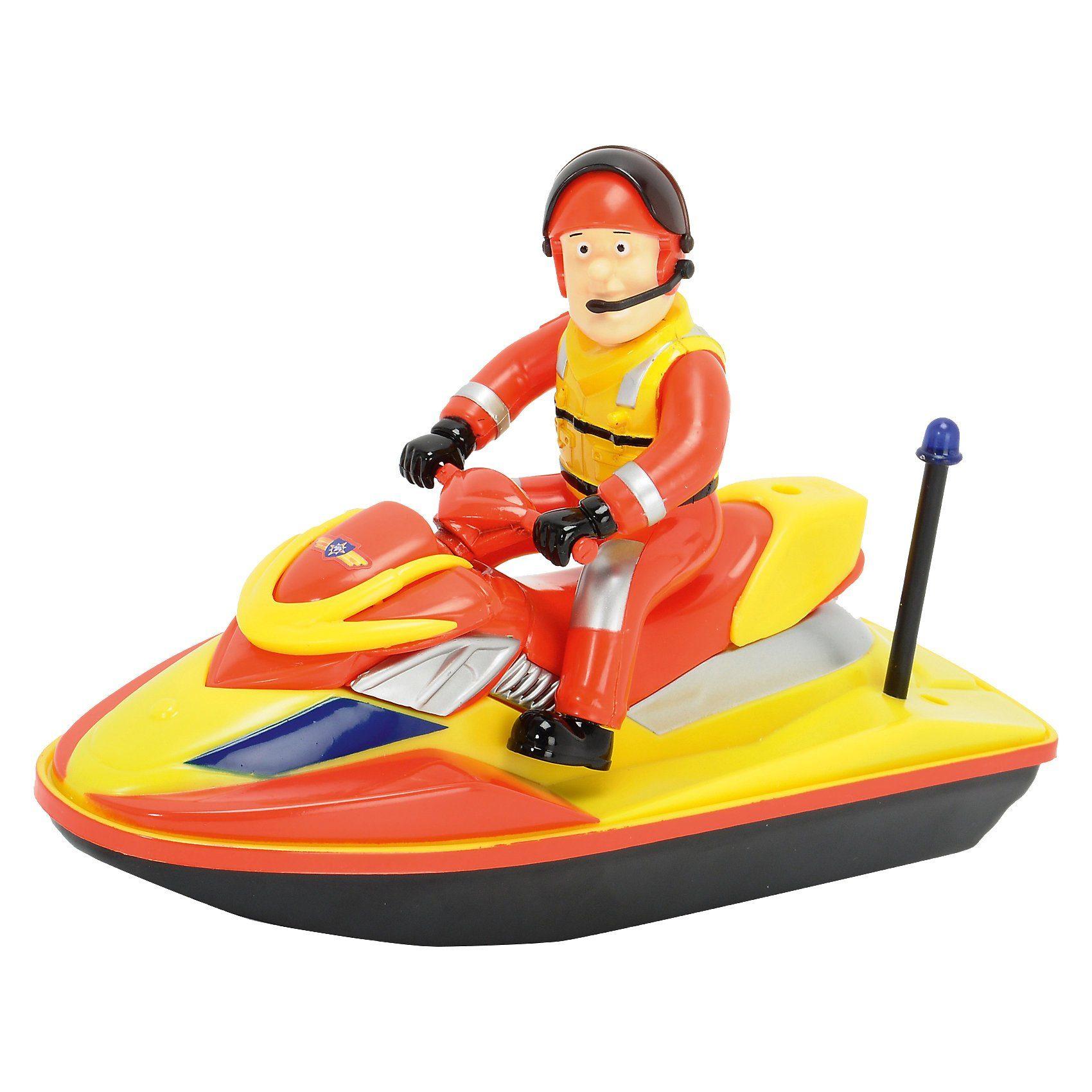 Dickie Toys Feuerwehrmann Sam Juno