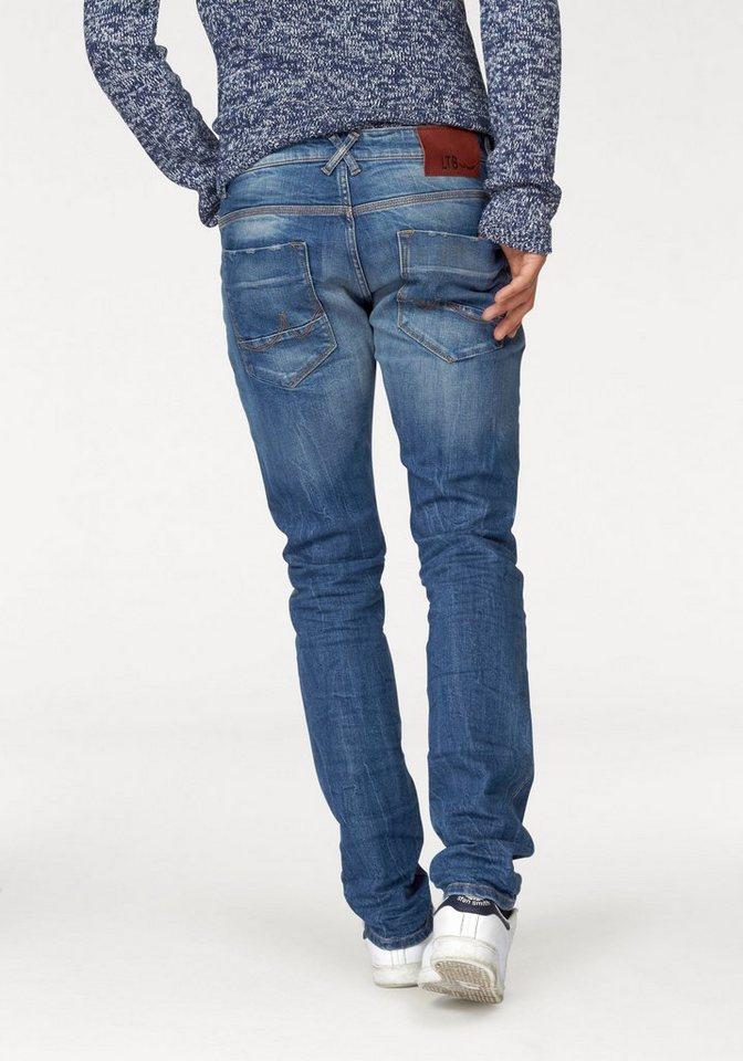 LTB Skinny-fit-Jeans »Joshua« in light-blue