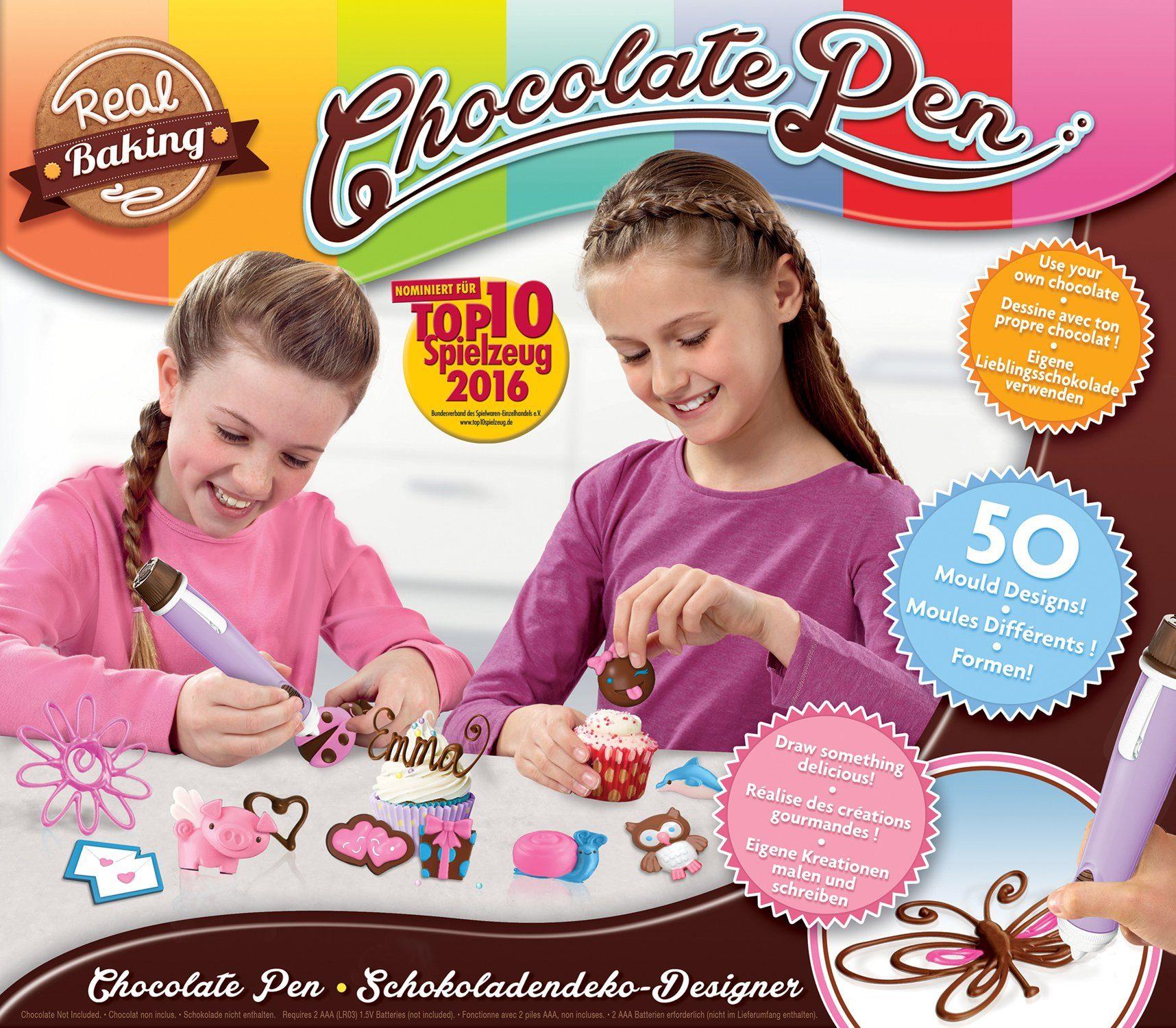 Vivid Küchenspielzeug , »Real Baking Schokoladendeko Designer«