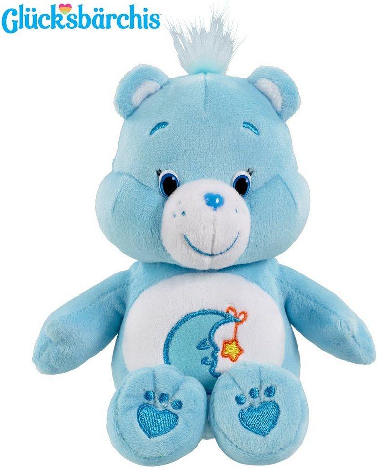 Vivid Teddy aus Plüsch, »Glücksbärchis Bean Bag Schlummerbärchi « in blau