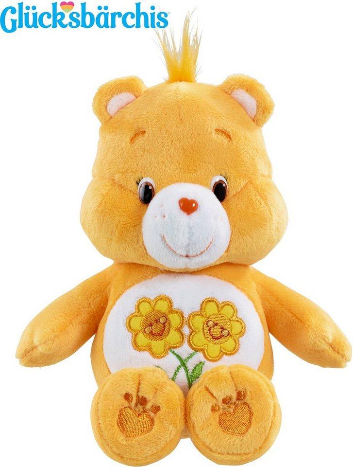 Vivid Teddy aus Plüsch, »Glücksbärchis Bean Bag Freundschaftsbärchi « in gelb