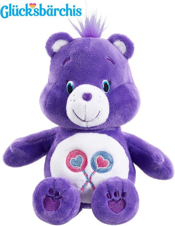 Vivid Teddy aus Plüsch, »Glücksbärchis Bean Bag Teile gern Bärchi « in lila