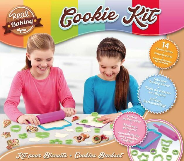 Vivid Küchenspielzeug , »Real Baking Cookies Backset«