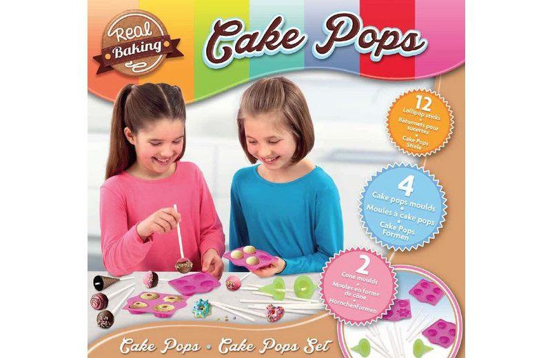Vivid Bäckerei Kreativset, »Real Baking Cake Pops Set«