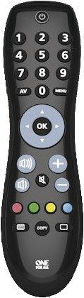 One for All Universalfernbedienung »Simple Remote TV«