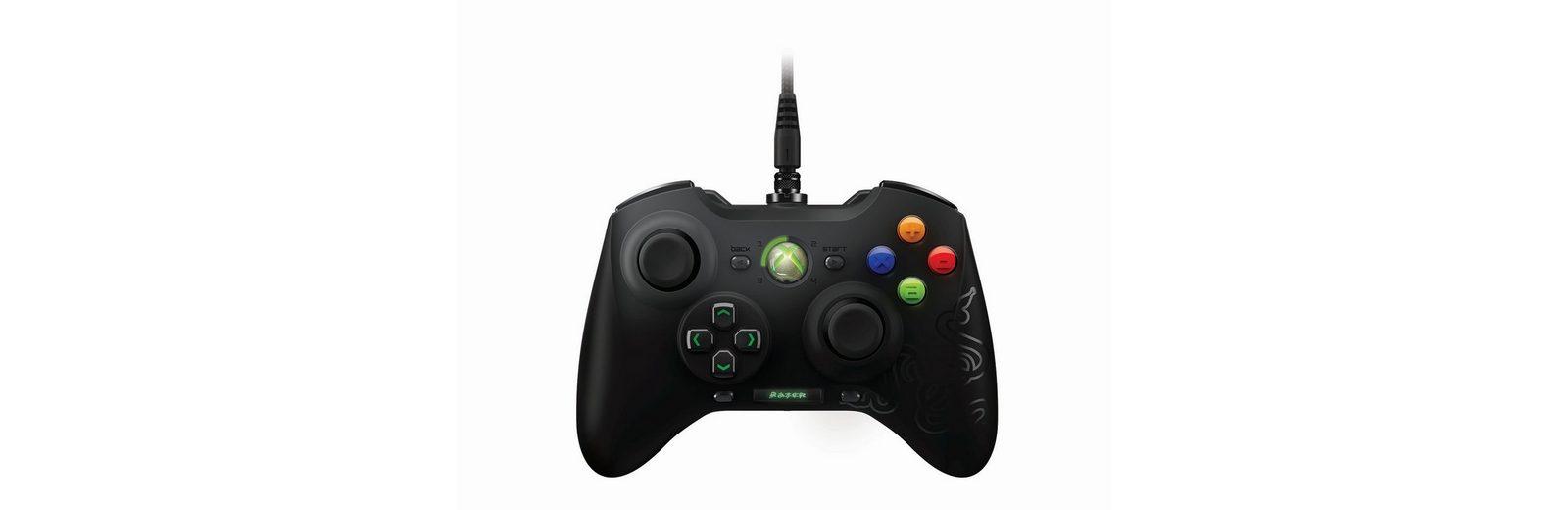 RAZER Controller »Sabertooth for Xbox 360«