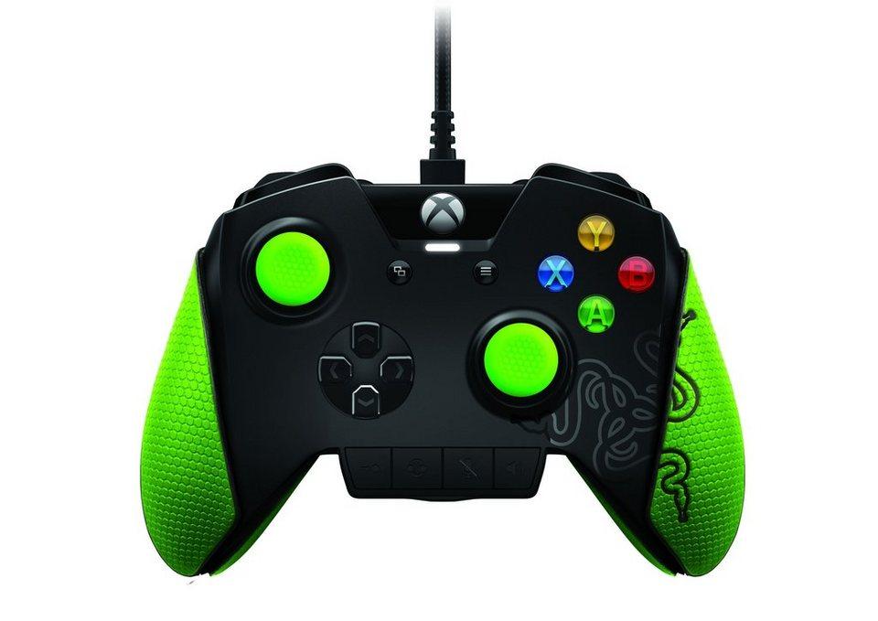 RAZER Controller »Wildcat for Xbox One« in grün