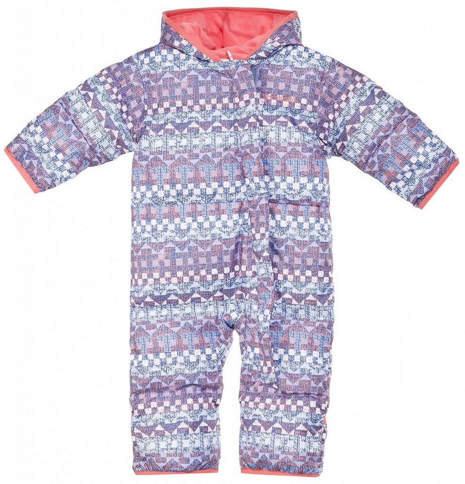 Columbia Sportanzug »Snuggly Bunny Bunting Toddlers« in bunt