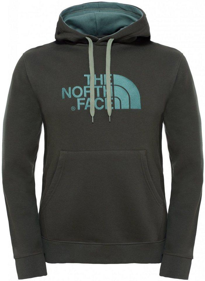 The North Face Pullover »Drew Peak Pullover Hoodie Men« in grün