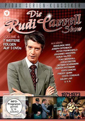 DVD »Die Rudi Carrell Show, Vol. 4 (2 Discs)«