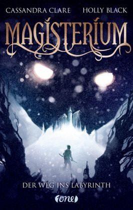 Broschiertes Buch »Der Weg ins Labyrinth / Magisterium Bd.1«