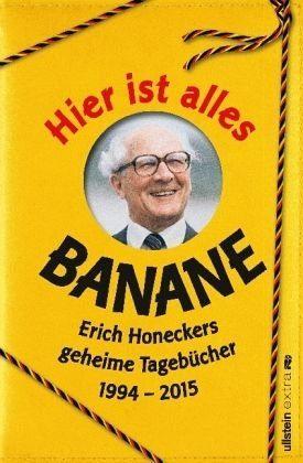 Broschiertes Buch »Hier ist alles Banane«