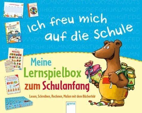 Broschiertes Buch »Ich freu mich auf die Schule. Meine...«