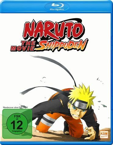 Blu-ray »Naruto Shippuden - The Movie«