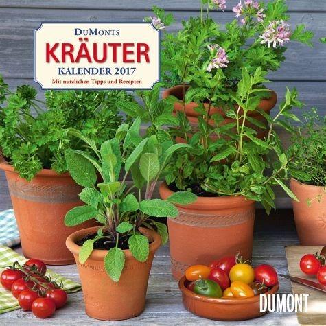 Kalender »DuMonts Kräuter-Kalender 2017«
