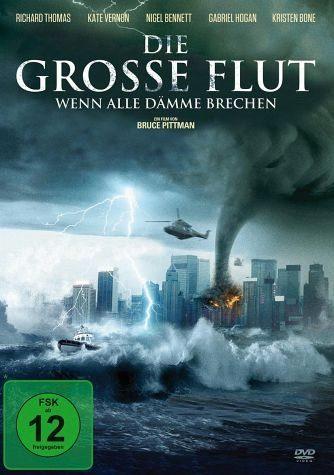 DVD »Die große Flut - Wenn alle Dämme brechen«