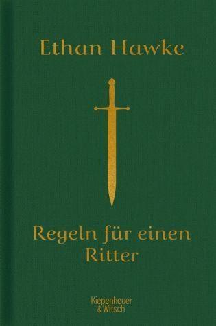 Buch mit Leinen-Einband »Regeln für einen Ritter«