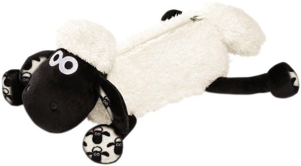 NICI Mäppchen und Stofffigur, »Shaun das Schaf«