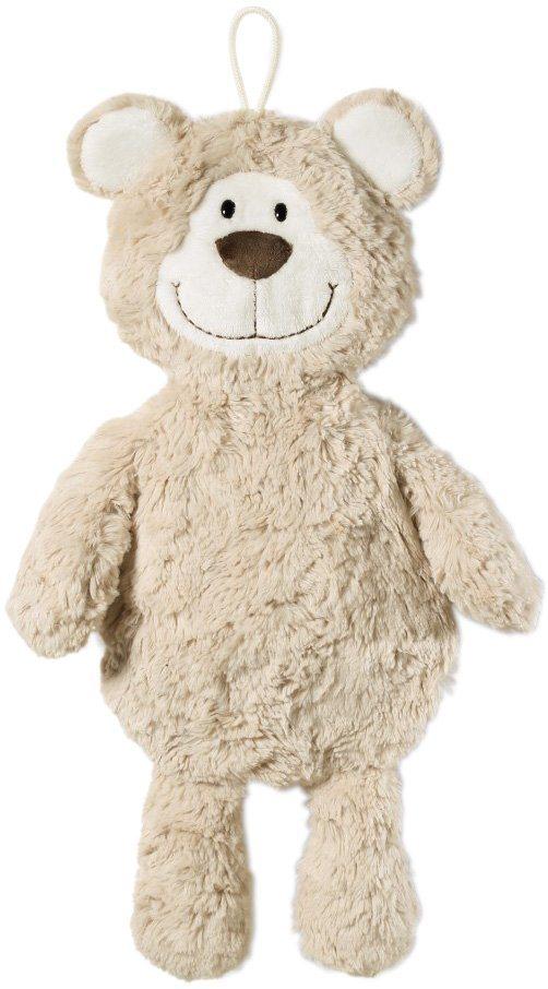 NICI Pyjamatasche und Plüschtier, »Classic Bear Bär« in beige