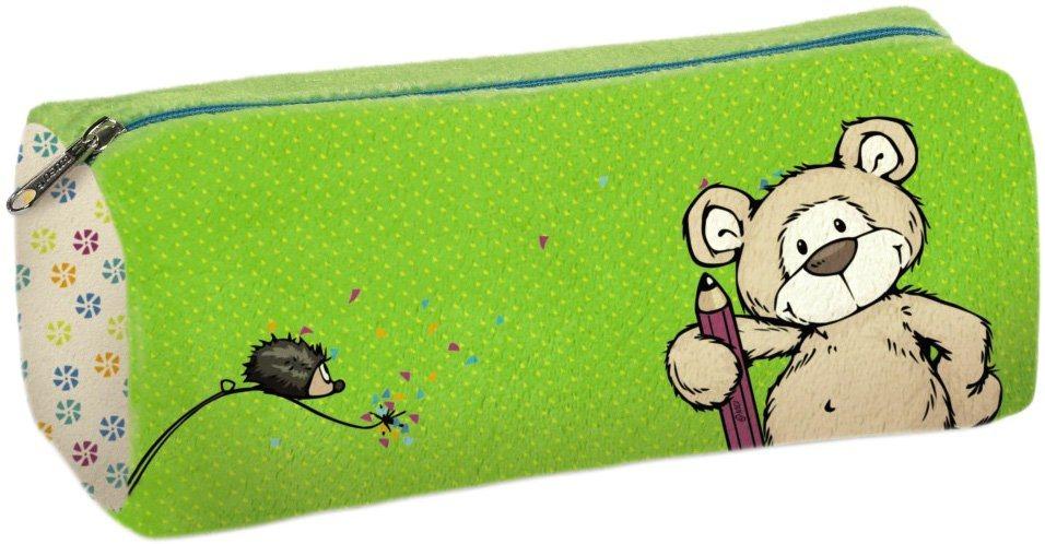 NICI Mäppchen mit Plüschstoff, »Classic Bear Bär«