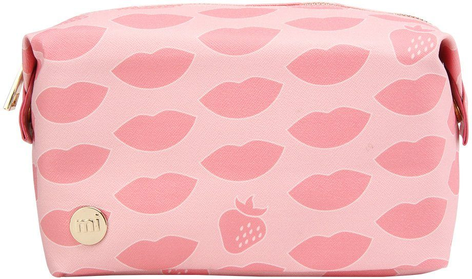 mi pac. Kosmetiktasche, »Make-Up Bag, Lypsyl Alpine Strawberry«