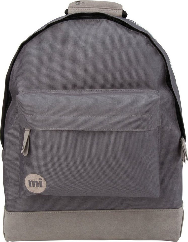 mi pac. Rucksack mit Laptopfach, »Backpack, Topstars Charcoal«