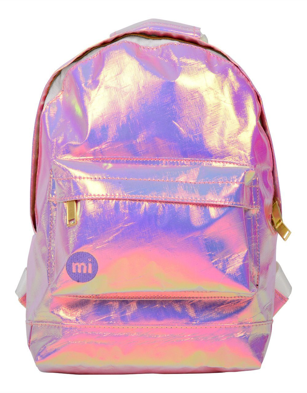 mi pac. Rucksack mit Laptopfach, »Backpack MINI, Hologram«
