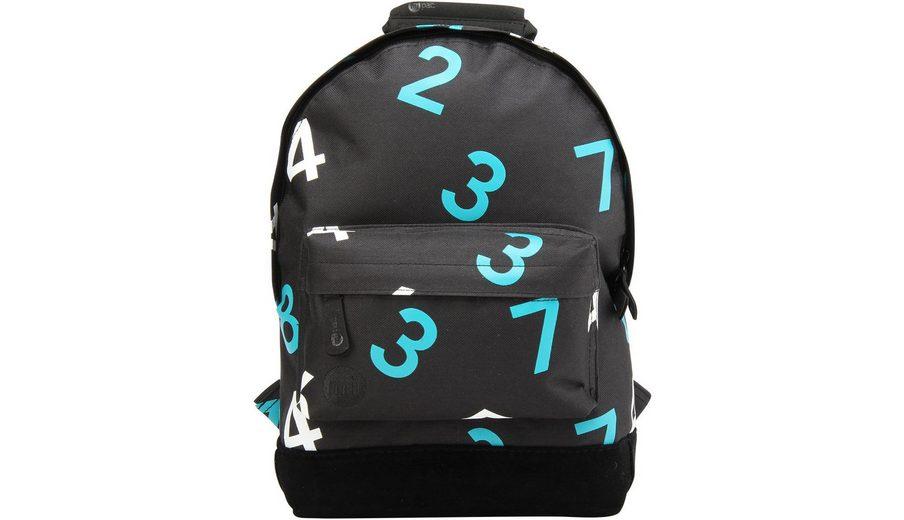 mi pac. Rucksack mit Laptopfach, »Backpack MINI, Numbers«