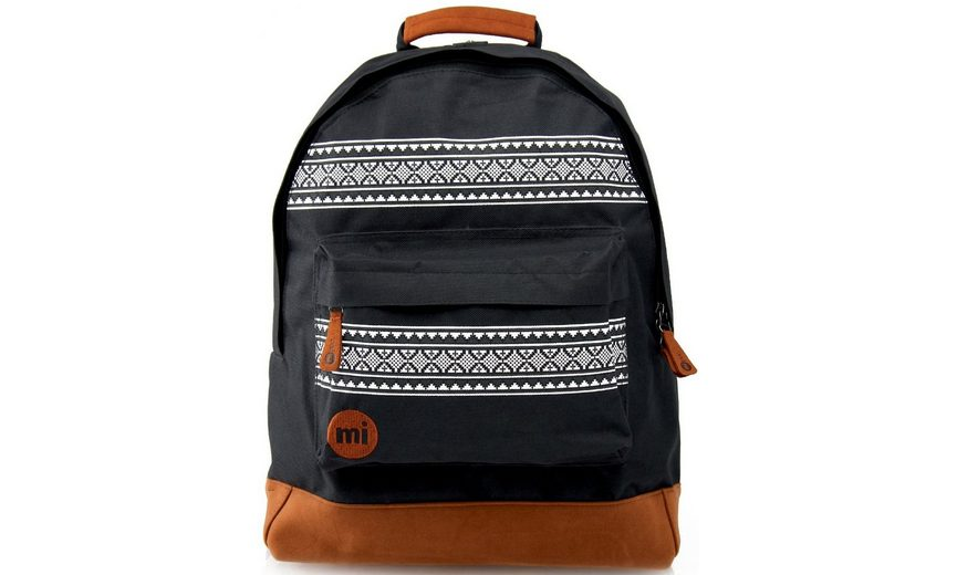 mi pac. Rucksack mit Laptopfach, »Backpack, Nordic Black«