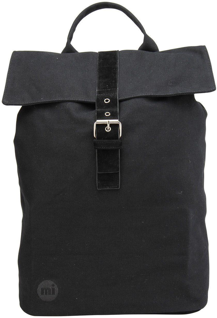 mi pac. Rucksack, »Daypack, Canvas Black«