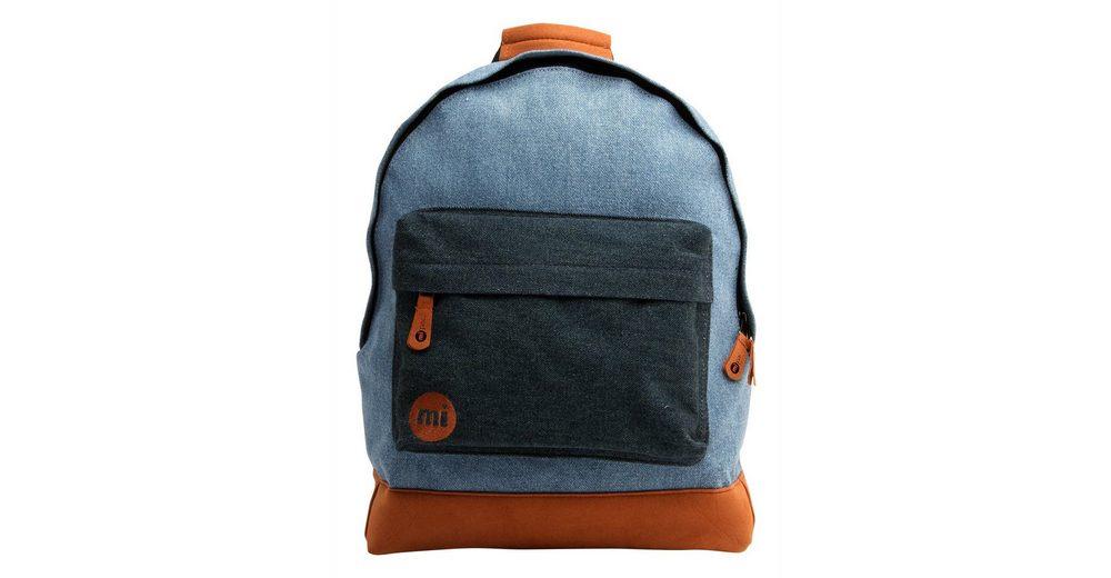 mi pac. Rucksack mit Laptopfach, »Backpack, Denim Patch«