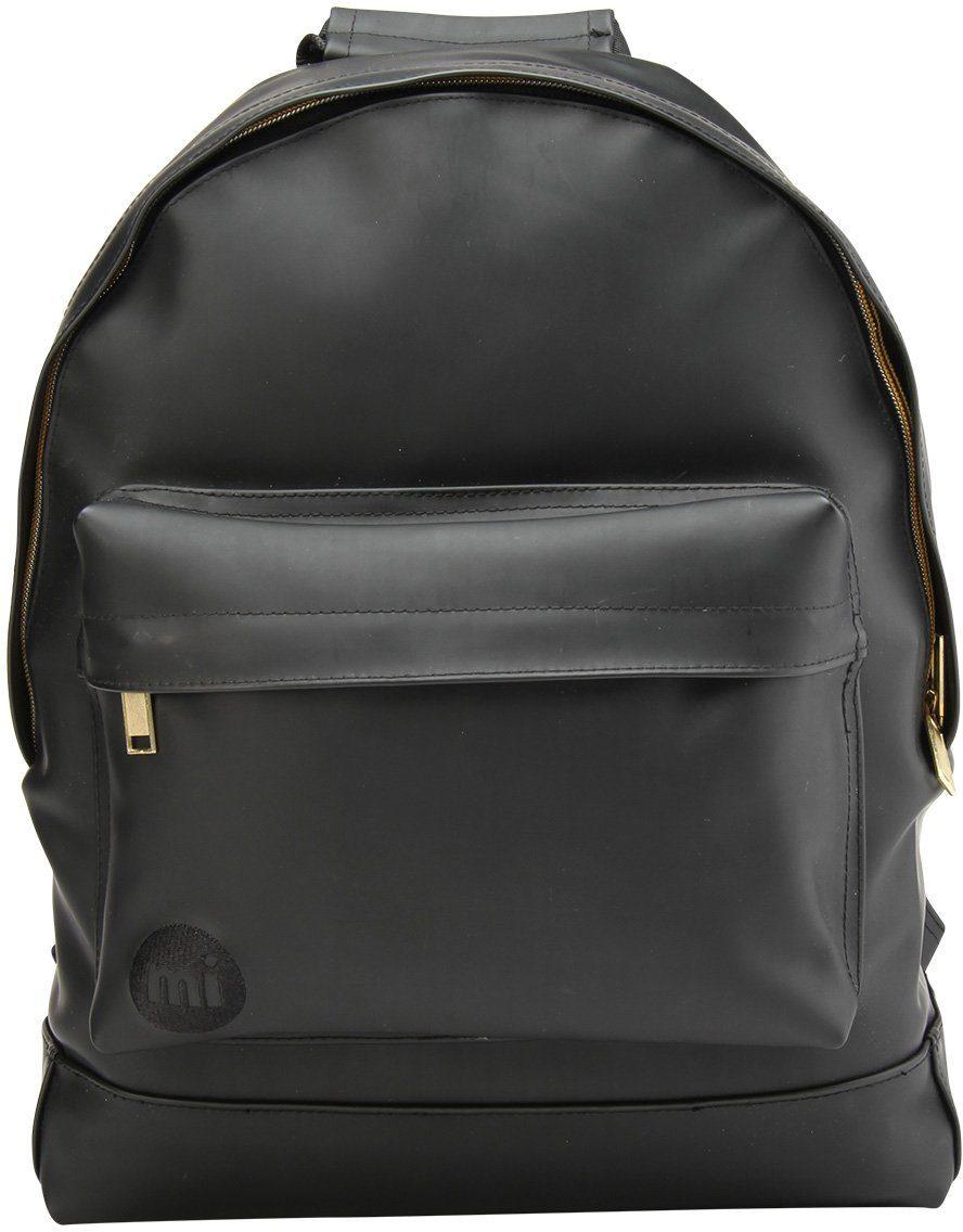 mi pac. Rucksack mit Laptopfach, »Backpack, Rubber«
