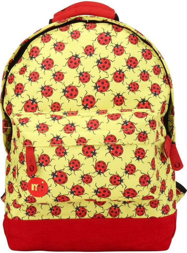 mi pac. Rucksack mit Laptopfach, »Backpack MINI, Ladybirds«