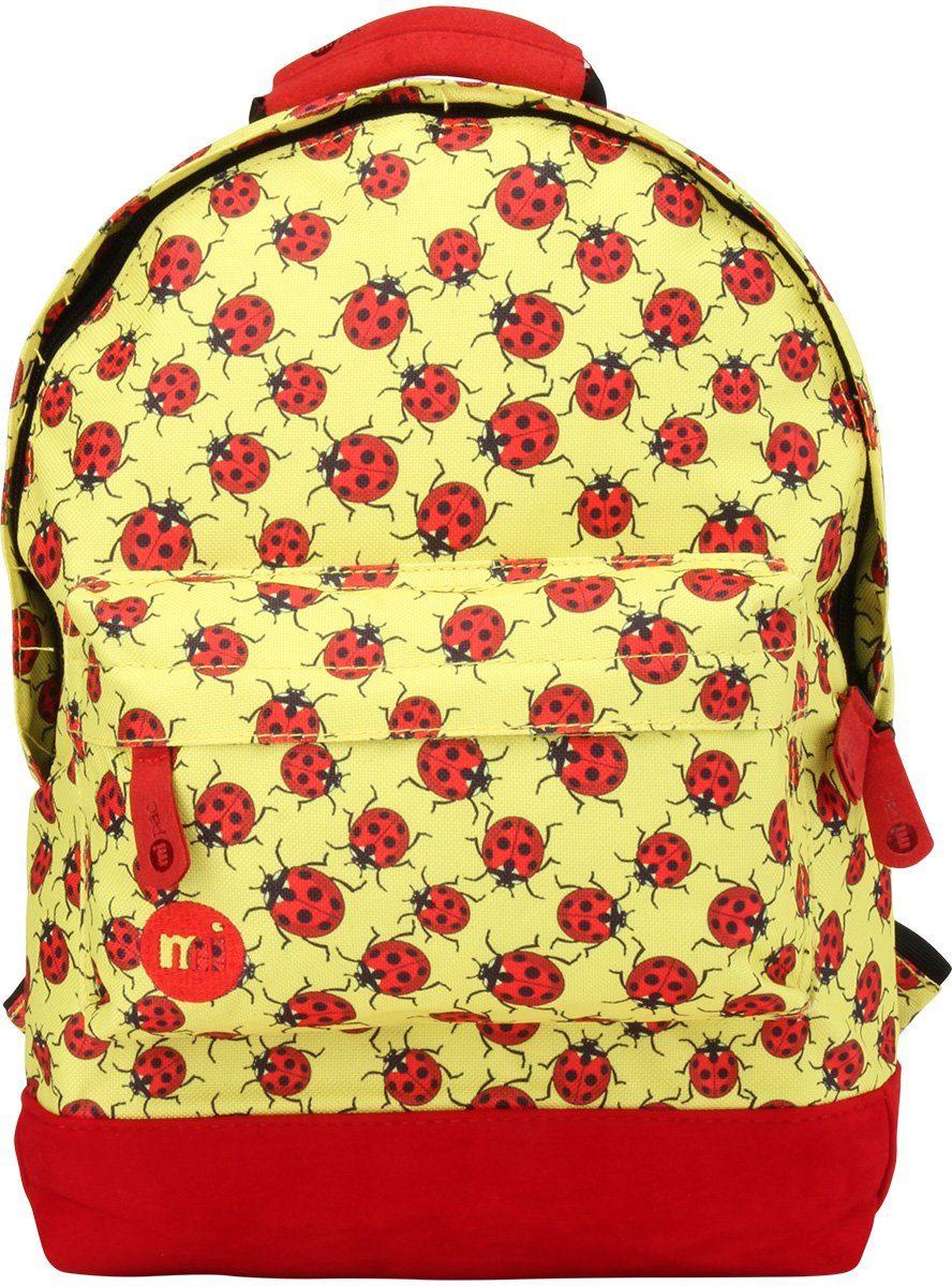 mi pac. Rucksack mit Laptopfach, »Backpack MINI, Ladybirds«