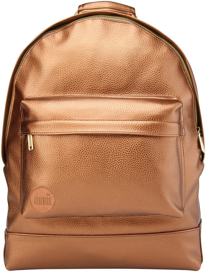 mi pac. Rucksack mit Laptopfach, »Backpack, Tumbled Copper«