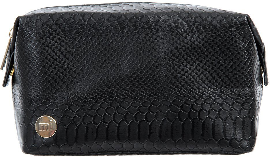 mi pac. Kosmetiktasche, »Make-Up Bag, Python«
